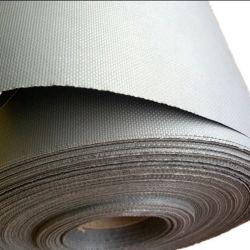 Protecção térmica um/Lateral Dupla Camada de silicone macio de fibra de vidro para juntas de expansão