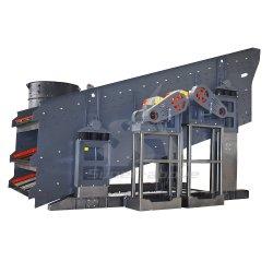 peneira vibratória para serviço pesado com 100 toneladas por hora