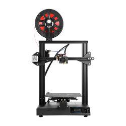 가장 새로운 3D 인쇄 기계 Cr20 직업적인 Bl 접촉 자동 수평하게 하는 접촉 스크린 인쇄 큰 Size220*220*250mm 탁상용 프린터