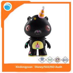 Urso de PVC vinil personalizado Figura Cartoon Modelo 3D os brinquedos para crianças