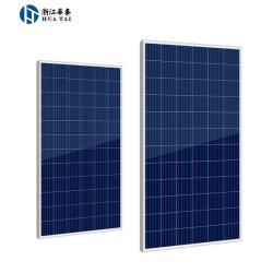 300W多マルチ結晶36V PVの太陽電池