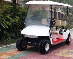 6 Seaters Batterieleistung-elektrisches Golf-Auto