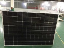 48V 500W 450W Módulo PV de Panel Solar de Mono con Ce Bis TUV
