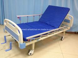 Медицинские средство по уходу за две функции ручной больничной койки для дома и больницы