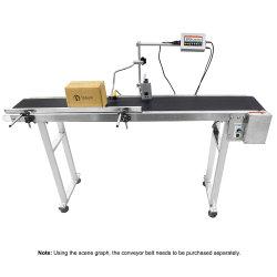 De productie van Printer van Inkjet van de Printer van de Datum de Draagbare Handbediende Thermische met Transportband