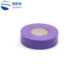 PVC 전기 강재 접착 테이프 PVC 절연 내연성 테이프