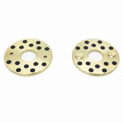 Deslizar el cojinete GB1230-84 de la junta de cobre de la arandela plana