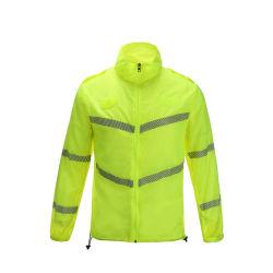 При работе в ночное время дешевой цене хорошего качества отражающей безопасность Спорт футболка