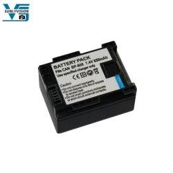 キャノンHfs30 Hfm41 Hfm400 FsシリーズのためのBp808 Bp808電池