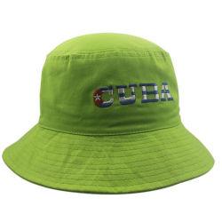 La cuchara de algodón personalizadas con logo bordado de Hat promoción