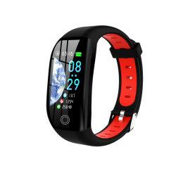 스크린 지능적인 팔찌 감시 잠 혈액 산소 운동 데이터 지능적인 시계를 착색하십시오