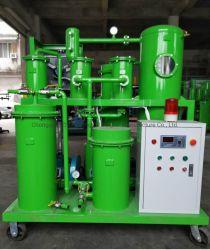 De hoge Vacuüm Vuile Koude Machine van de Regeneratie van de Filtratie van de Olie van de Motor