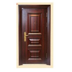 Commerce de gros de qualité supérieure porte d'entrée Fire-Proofing Appartement Portes porte de sécurité