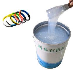 Bon marché de gros de caoutchouc de silicone liquide pour le moulage de produits à base de silicone