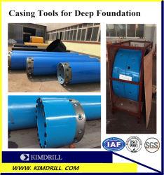 piezas de repuesto de la plataforma de perforación rotativa para el inicio de la carcasa del tubo de coquilla