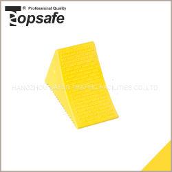 Желтые пластиковые колесный башмак безопасности продуктов (S-1523)