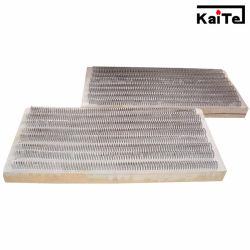 Керамические волокна электрических нагревательных пластины для печи