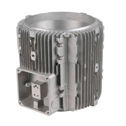 fundição de moldes de Alumínio personalizada OEM do Alojamento do Motor eléctrico de fundição de moldes de Alumínio do carro /Auto Peças/Motor/Bomba/Motor/Motociclo/Bordados peças da máquina
