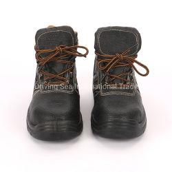 Botas militares negro Zapatos Insulative antiestático Escuela de calzado de seguridad