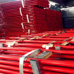 L'échafaudage Prop acier réglables du châssis de porte d'échafaudages l'exportation vers la Tunisie