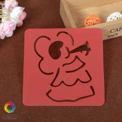 Personalizar el plástico Stencils, Bloc de dibujo, pintura, Galerías Plantilla