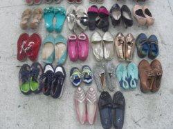 Qualité Premium Mesdames utilisé chaussures grande taille de seconde main des hommes chaussures