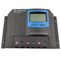 12V 24V Auto 40A Contrôleur de charge MPPT solaire/régulateur