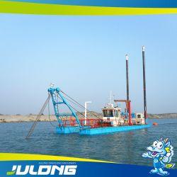 판매를 위한 Julong 강 모래 준설기 또는 진흙 준설 배 또는 포트에 의하여 사용되는 준설 배 또는 바다 건축 준설 기계 또는 절단기 흡입 준설선