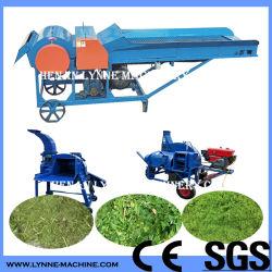Alimentación de aves de corral de corte de ensilaje de planta de chancado de vaca/Animales/cabra/Granja