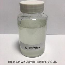 제정성 기업을%s 백색 점성 액체 양식 70% 최소한도 SLES