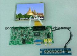 4: 3 5 Bildschirmanzeige Zoll-Note LCD-SKD