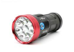 Новый открытый 15000Skyray люмен 9X КРИ XML T6 светодиодный фонарик фонарик охота лампы