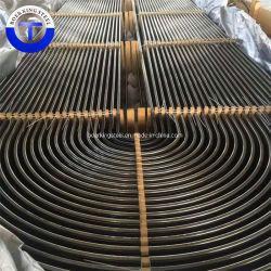 Введите U Теплообменник бесшовных стальных трубки, загнуть бесшовных стальных изгибов ASME SA 192 SA179