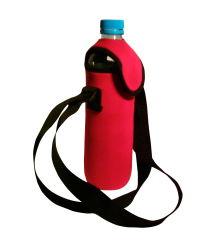 Portátil de neopreno personalizados mayoreo deporte botella para beber agua refrigeradores (BC0013)