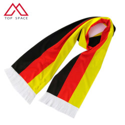 De nationale Afgedrukte Sjaal van Duitsland van de Sporten van Ventilators