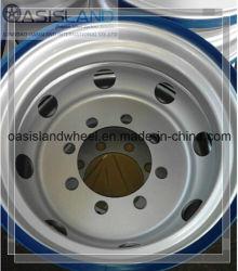 (9.00X22.5) عجلات الخدمة الشاقة الفولاذية لشاحنات الإطارات