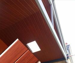 3D de gypse décoratifs Prix largeur 200mm Épaisseur de paroi 5/6/7/8mm Poids léger rainure centrale et le panneau de plafond PVC Conseil