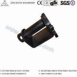Soldadura de montaje lateral en el malacate - Malacate de amarre de carga almacenable