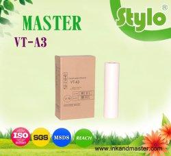 Vt A3 Master для использования в цифровых Duplicator Gestetner Ricoh/