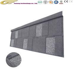 Especificações completas Villa telhas de Pedra do Painel de telhas de alumínio metálico