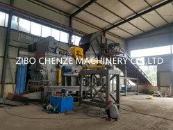 Reciclagem de sucata Elétrica Industrial Triturador de metal a máquina