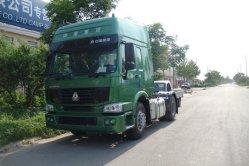 Sinotruk HOWO 4X2 420HP de la tête du tracteur remorque de camion
