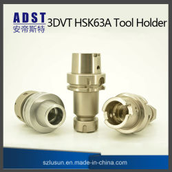 旋盤のための工場価格のHsk63AえーコレットチャックのバイトホルダーDIN69893