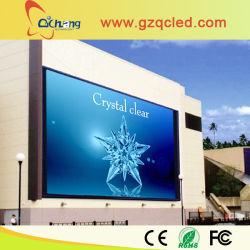 Grande publicidade exterior Visor LED de cor total