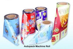 De metaal Film van de Polyester voor het Pakket van het Voedsel 12mic 10mic 8mic
