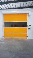 PVC Porte haute vitesse automatique / Porte d'empilage haute vitesse