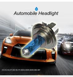 할로겐 조명이 있는 자동 헤드라이트 전구 차량 헤드라이트 전구 12V 55W 헤드 램프 할로겐 전구 H7 9005 9006 및 HID 880 35W 55W