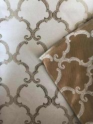 Моды Style светонепроницаемые ткани солнцезащитная шторка из жаккардовой ткани из полиэфирного волокна ткани шторки