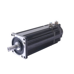 Engranajes helicoidales servomotor DC Motor eléctrico DC sin escobillas de 1500W 48V 1500rpm del motor de CC para el seguimiento de la pulverizadora de atomización del robot Agv