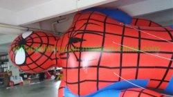 Battant de la publicité gonflable Spiderman Cartoon ballon gonflable géant Animal Horse
